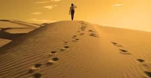 caminante no hay camino se hace camino al andar