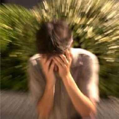 El ataque de panico comienza con una experiencia psiquica